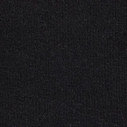 MARS VELOUR - Black