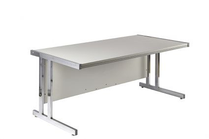 LONDON 1600 DESK - Grey