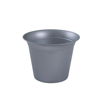ABANO BIN SMALL - Grey