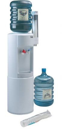 MS06 - WATER DISPENSER - White