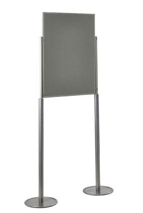 INFOPANEL A1 PORTRAIT - Grey