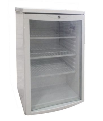 GLASS FRONTED COOLER UNIT - Glass