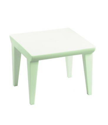 BUBBLE TABLE 40 50X50 - ivoor