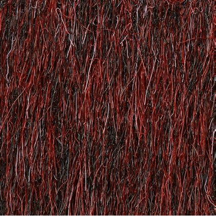 CARPET TILE (SMALL) - Wine Red 039