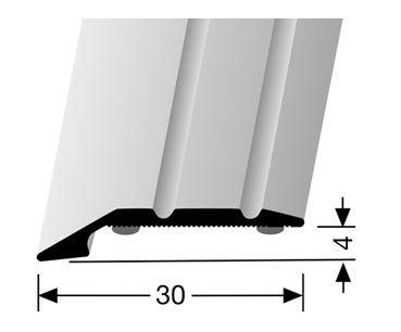 NEUSSTRIP VINYL - Aluminium