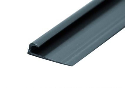 SLUIT/EDGE STRIP PVC - Grijs
