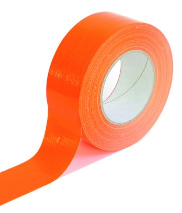 DUCTTAPE 50MM/50M - Oranje