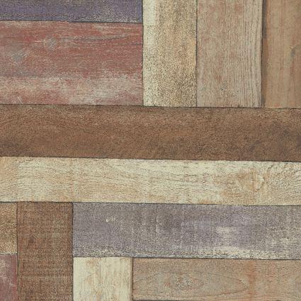 MULTI COLOURED WOOD - 4043 Trend Pine Multicolour