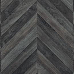 PARQUET WOOD - 597 Chevron Grey